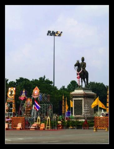 konge i thailand